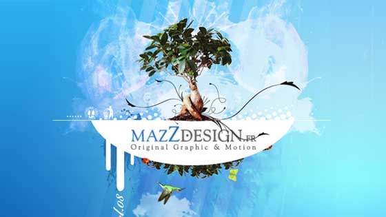 MAZZDESIGN Showreel 2008